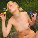 Nude Teen Girl