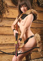 Hunting Teen Girl