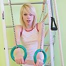 Alice training naked