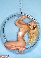 Evi Blue Bubble Part 2