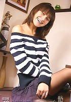 Irina likes posing in front of the camera. She has a perfect body. Oh no� she is totally naked!