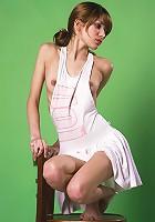 Caro White Dress