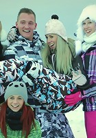Snow Fun V - Warm Me Up